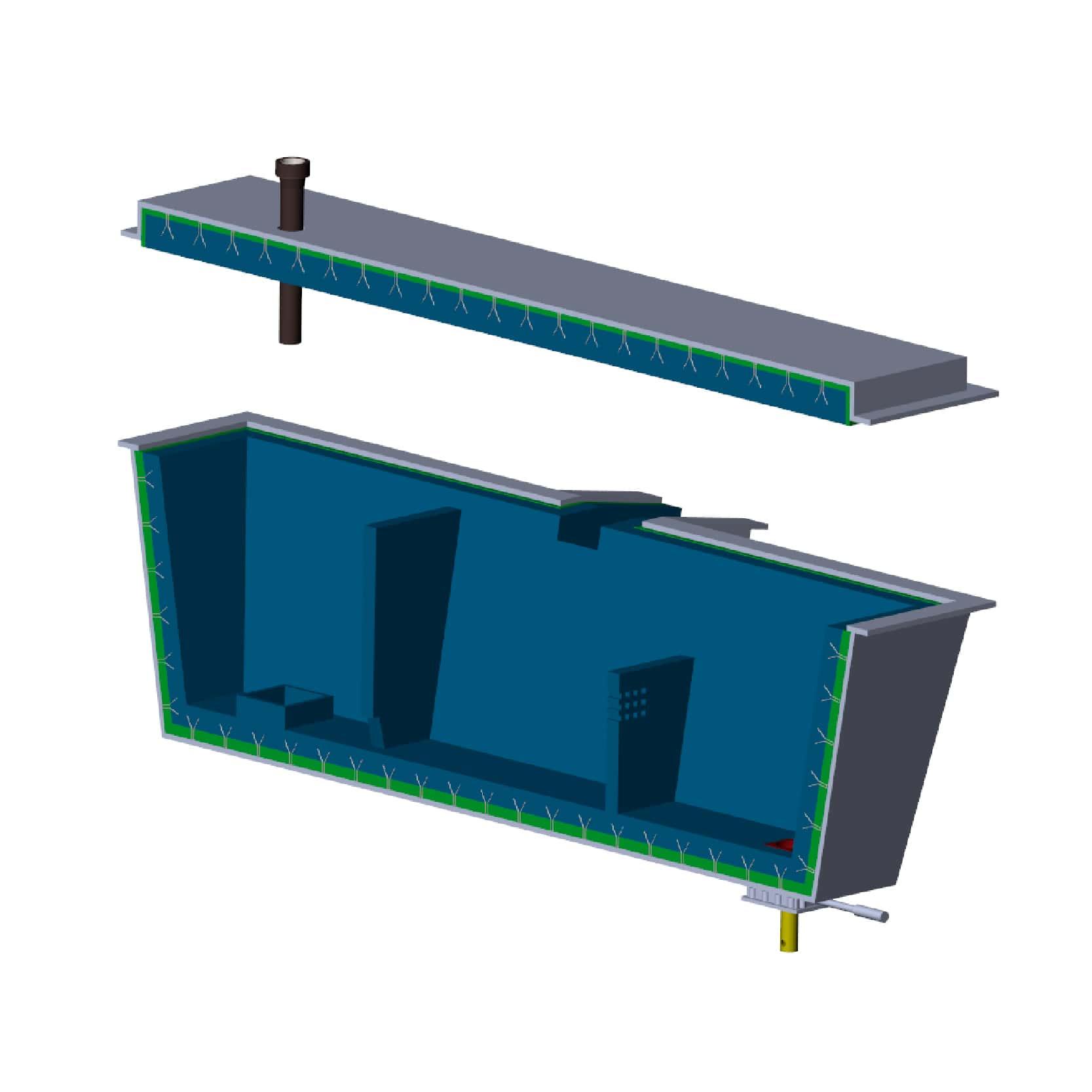 sistemas refractarios artesas acerías deguisa
