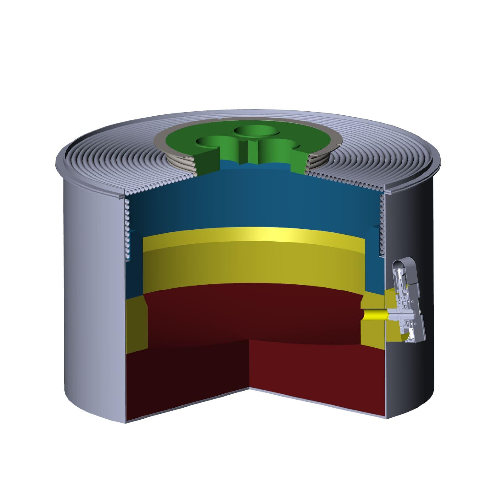 sistemas refractarios horno arco eléctrico acerías deguisa