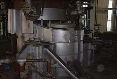 refractarios fundiciones materiales revestimiento del cubilote