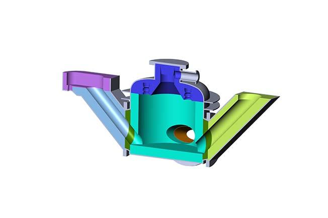 refractarios fundiciones no ferrico revestimiento hornos mantenimiento y colada
