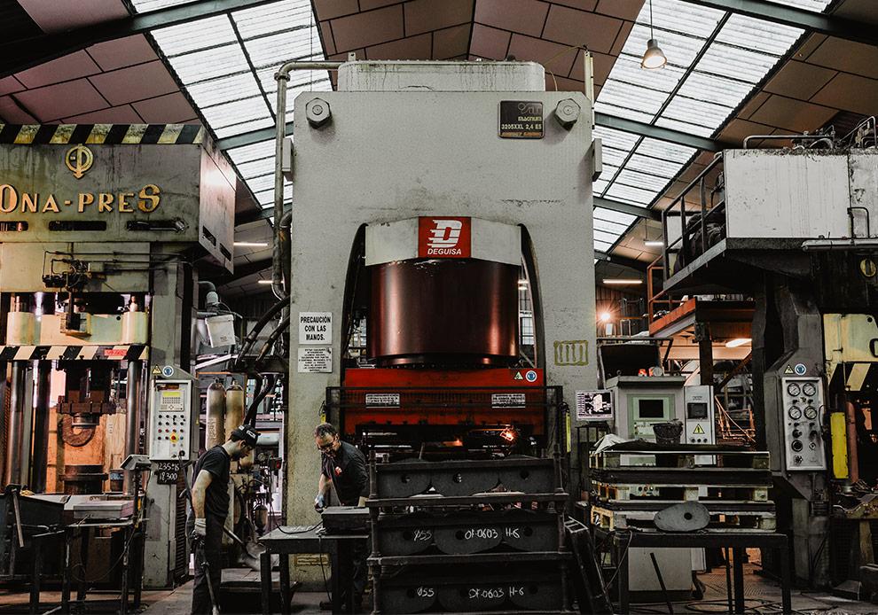 historia deguisa empresa arrigorriaga maquinas