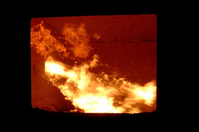 mantenimiento equipos combustion