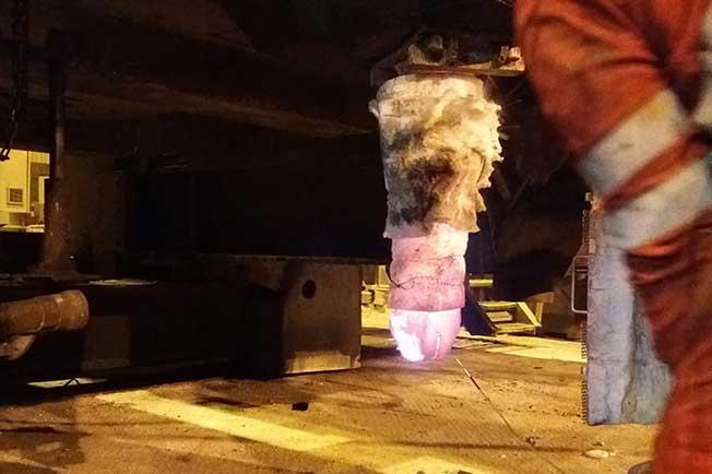 puesta en marcha sistemas combustion