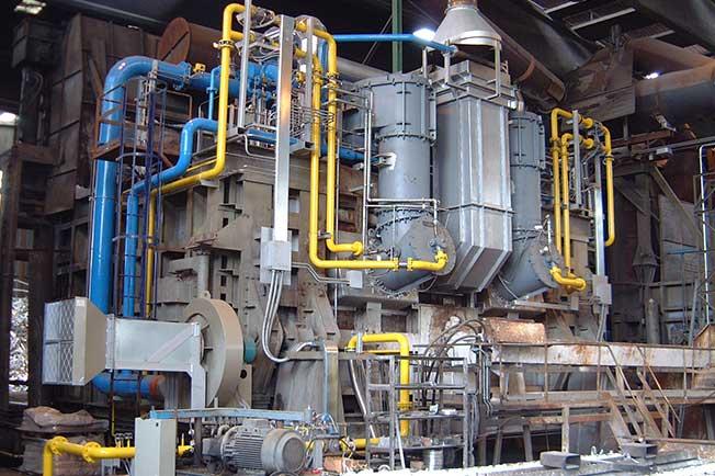 revamping instalaciones combustion